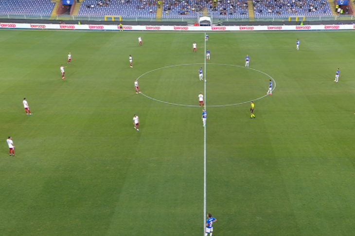 Sampdoria-Alessandria